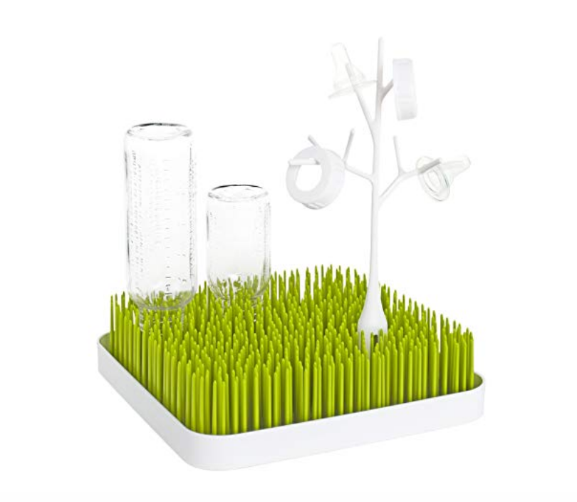 Boon Grass Countertop Drying Rack la doula